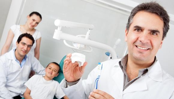 מרפאות לבריאות הפה והשיניים
